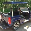 Cadillac Golf Cart