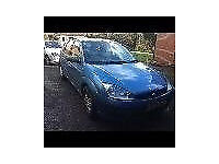 Ford FOCUS 1.6, 2003, 5 Door hatchback, MOT