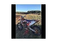 KTM 250 2015 IMMACULATE MOTOCROSS