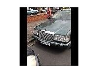 MERCEDES W124 320 COUPE 1993