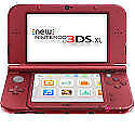 New Nintendo 3DS XL (Brand new in box, red or black) + Xenoblade