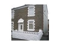 Two Bedroom End Terraced Available in Gendros Swansea