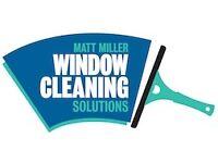 Window Cleaner-Matt Miller Window Cleaning Solutions Fareham, Portchester, Stubbington, Gosport
