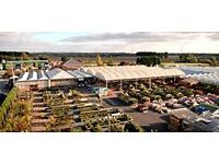 Catering Supervisor at a busy North Yorkshire destination garden centre coffee shop