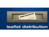 Travel while leaflet distributing - Leaflet distributor wanted - distribution around Southall