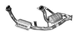 FORD SABLE 3.0L V6 EXHAUST CATALYTIC CONVERTER