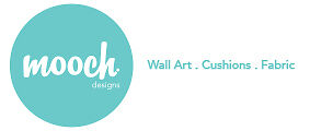 Mooch Designs Fabric Art Cushions