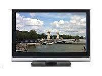 jvc lt32de9bj lcd tv. good condition. free view build in