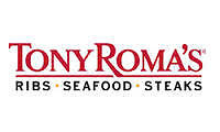 Tony Romas in Stonegate is Hiring Auxillary Staff and Servers