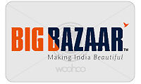 Big Bazaar Gift Voucher5000