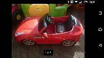 Kids Electric Ride On 6V Ferrari FF Car