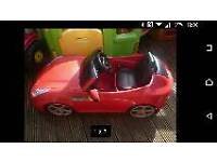 Kids Electric Ride On 6V Ferrari FF Car