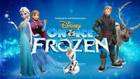Disney on Ice Centre Bell 10 Octobre 2 Billets Rouges Centrals !
