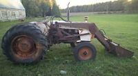 Loader for David Brown Tractor OBO