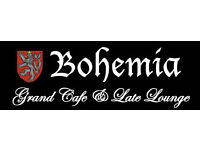 EXPERIENCED Waiter/Waitress part time at Café Bohemia