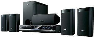 JVC TH-G30 DVD Digital Theater System