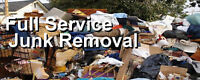 GARBAGE,JUNK,ANY ITEM REMOVAL,ALSO TREE,BRUSH CUTTING,DEMOLITION