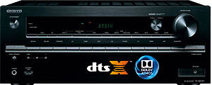 ONKYO TX-NR 747 7.2 ch surround sound receiver for sale.