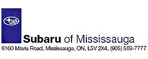 Subaru Of Mississauga