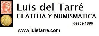 FILATELIA LUIS DEL TARRE