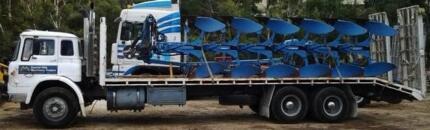 Lemken Reversible Plough - 6 furrow