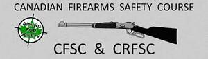 Canadian Firearms Safety CFSC/CRFSC