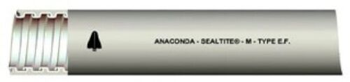 "100 ft. - ANACONDA 39428 3/4"" EF Gray Liquid-Tight Flexible Metal Conduit"