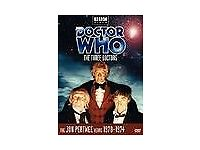 DR. WHO TV EPISODES ON BBC DVD & VHS