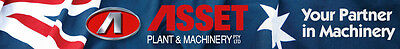 Asset Plant Machinery Shop