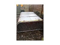 Ifor Williams Livestock Canopy - L200 K74 old shape ('96-'06)
