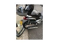 Piaggio b500 for spares and repairs