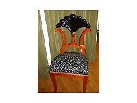 Dressing Table CHAIR Art Deco style, has never been used.