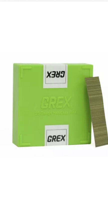 Grex Power Tools GREX P6/20L 23 Gauge 3/4-Inch Length Headless Pins (10,000 per