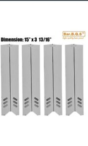 Bar.B.Q.S BSH91591 Stainless Steel Heat Plate Replacement
