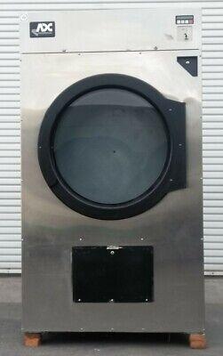 Adc Single Pocket Dryer Coin Op 75 Lbs 1 Ph 120v Serial 495203 Et Refurb.