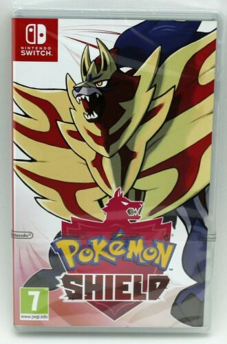 Pokemon Shield Nintendo Switch Factory Sealed Physical Game