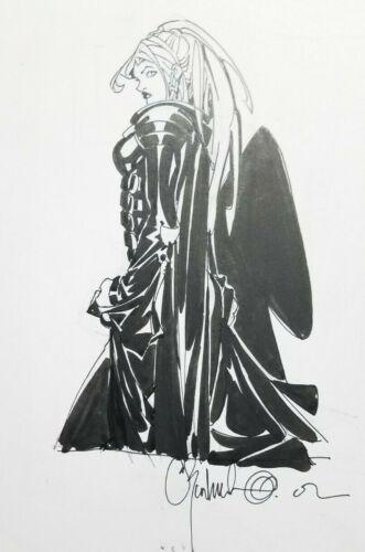 Chris BACHALO ~ STORM / X-Men