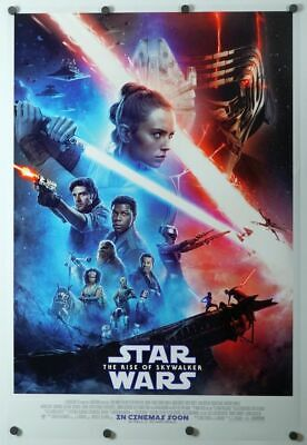 Star Wars Rise of Skywalker - original DS movie poster D/S  27x40 INTL Final NM+