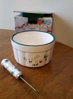 Pfaltzgraff Winterberry Dip Mix Set With Spreader - in box 10975000 ()