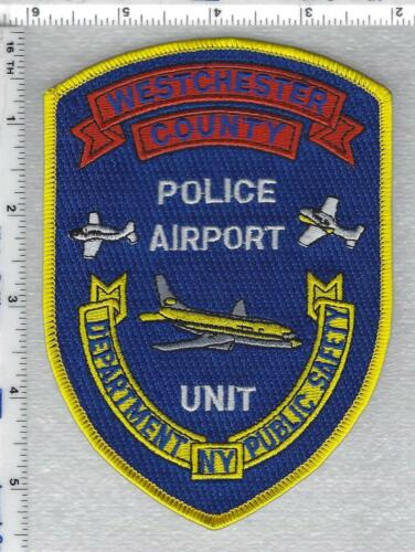 Westchester County Police Airport Unit (New York) Shoulder Patch