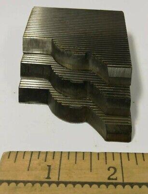 Corrugated Moulding Knife Set For Weinigschmidtwkw Molding Knives Blades