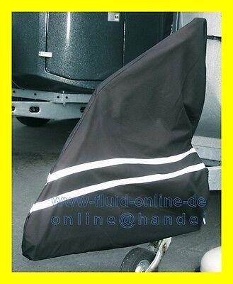 PFIFF 014043-60-1 Schutzhülle Deichselhaube für die Anhängerdeichsel schwarz