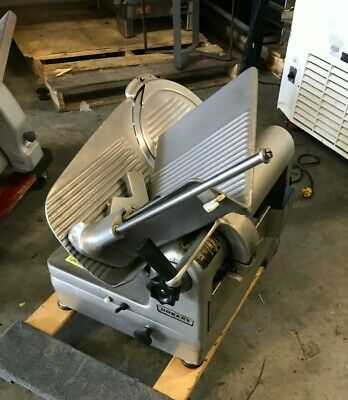 Hobart 1712 Automatic Commercial Deli Meat Slicer