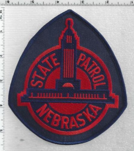 State Patrol (Nebraska) 4th Issue Shoulder Patch