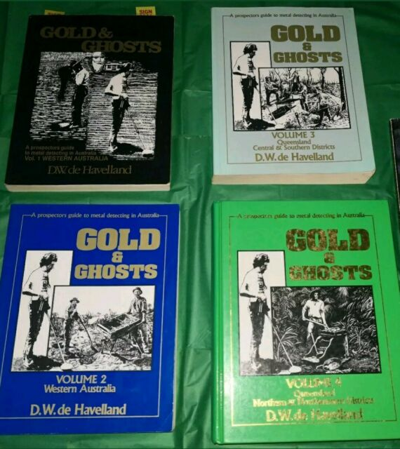 Gold And Ghosts Books Full Set Nonfiction Books