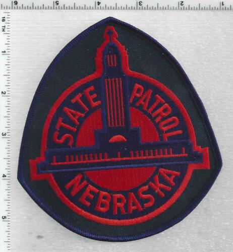 State Patrol (Nebraska) 3rd Issue Shoulder Patch