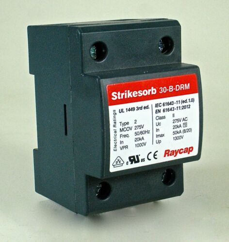 Strikesorb 30-B-DRM Surge Protective Device, 240VAC - NEW!