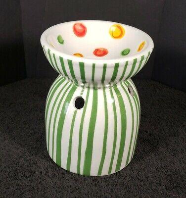 "Yankee Candle Tea Light Tart Wax Warmer T/B Citrus 5"""