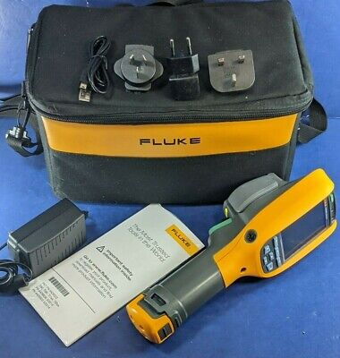 Fluke Ti90 Thermal Imager Imaging Ir Infrared Camera Thermometer
