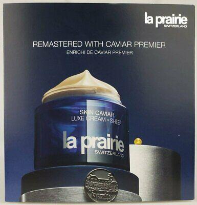 La Prairie Skin Caviar Luxe Cream SHEER 50ml Sealed New in Box Fast Shipping ()